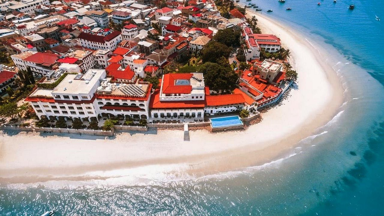 Dream beaches of Zanzibar